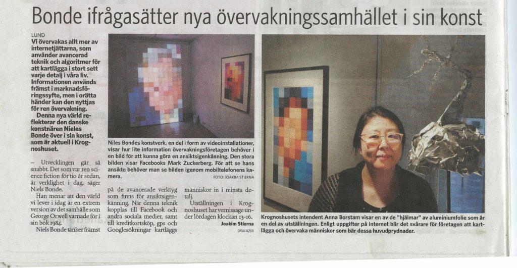 2020 Skånska Dagbladet krognoshuset liten