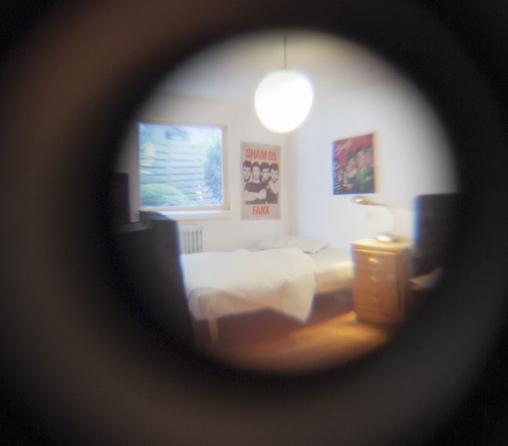 Peter Emil's Room wide